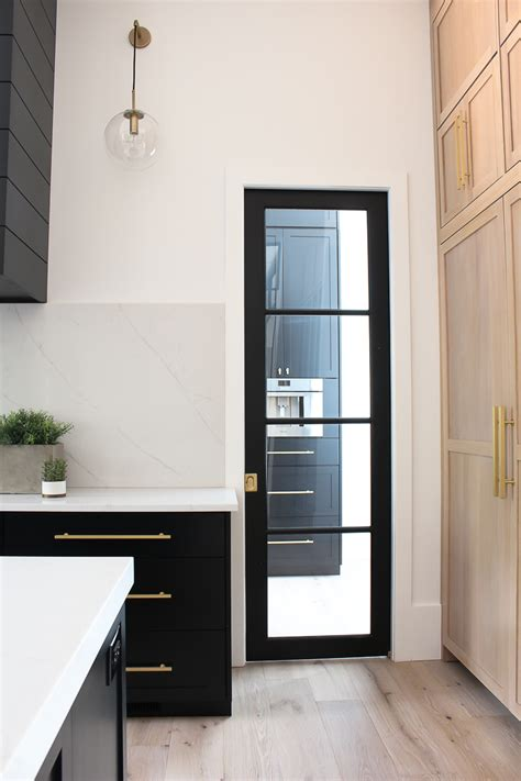 modern kitchen  big reveal  house