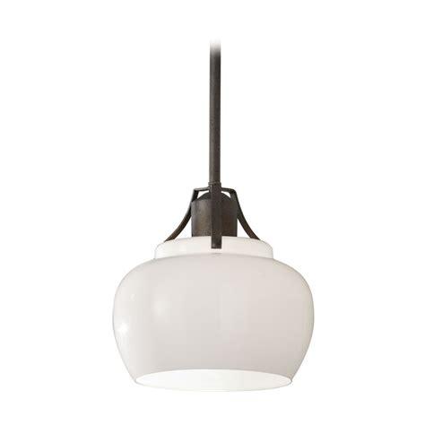 Mini Pendant Light With White Glass P1235ri White Glass Pendant Light