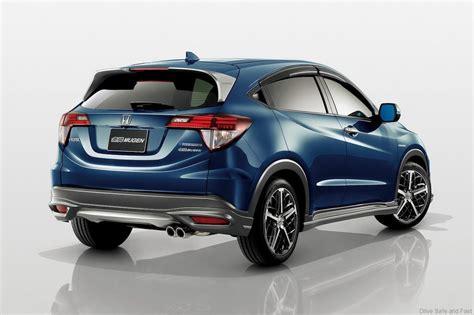 Honda C by Will Honda Bring The Hr V Hybrid Vezel To Rival The