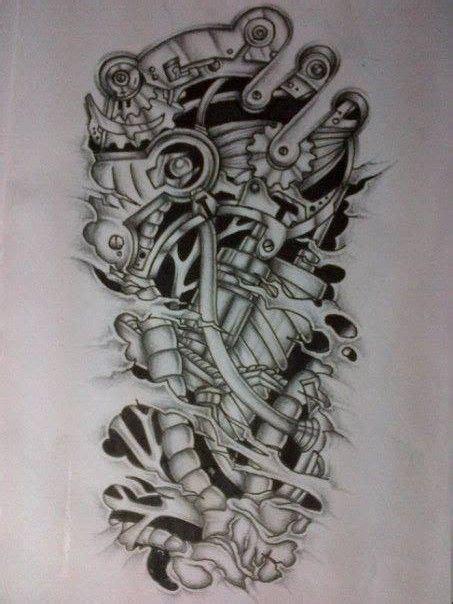 design tattoo biomechanical warna https www google ca blank html new tattoo pinterest