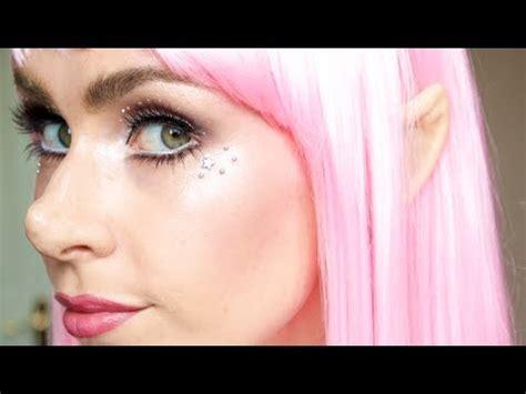 tutorial makeup natural pixy fairy pixie halloween makeup tutorial youtube