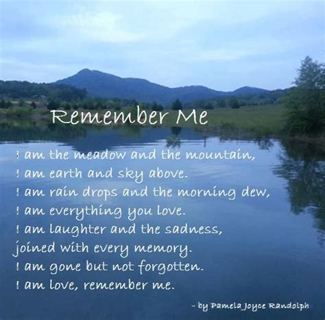 remember 40 poems of loss lament and books quot remember me quot an original poem of loss by joyce