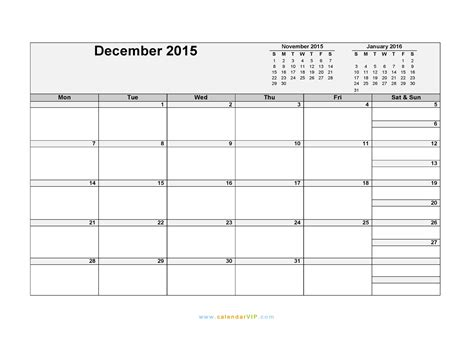 printable december 2015 calendar word calendar december 2015 word calendar template 2016