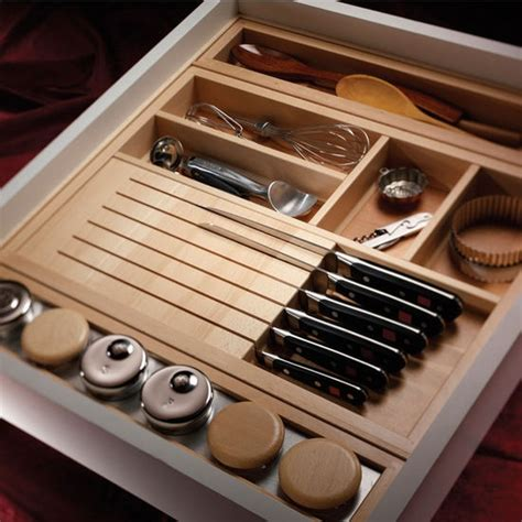 Kitchen Drawer Cutlery Trays by Best 25 Diy Fitted Cutlery Trays Ideas On