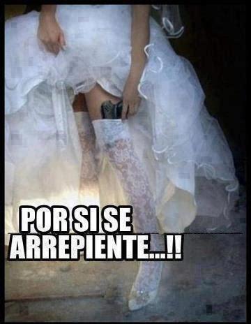 imagenes memes sobre bodas una novia bien preparada para su boda parejas humor12 com