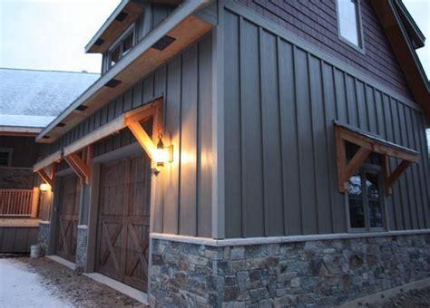 board batten siding facade house exterior house