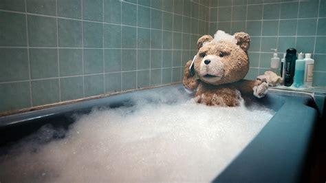 funny bathroom wallpaper ted taking bath funny hd wallpaper stylishhdwallpapers
