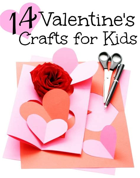 14 s day crafts for