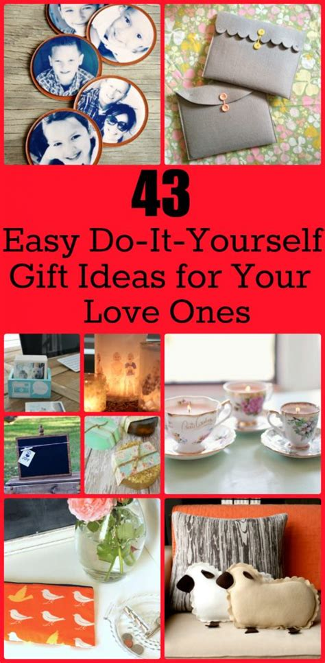 easy do it yourself gifts 28 images do it yourself