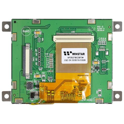 Lcd Controller Board Resistive Touch Screen Tft 3 5 Winstar