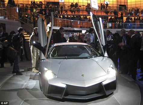 How To Build A Lamborghini Replica Farmer Builds Replica Of 163 1m Lamborghini For Just