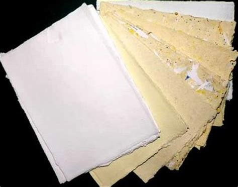 How To Make Handmade Paper - planetpals how to make handmade paper paper
