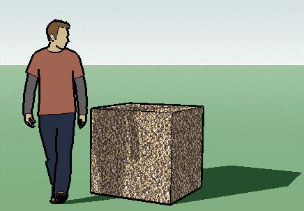 How Much Is A Yard Of Gravel by A Cubic Yard Of Gravel Math Central