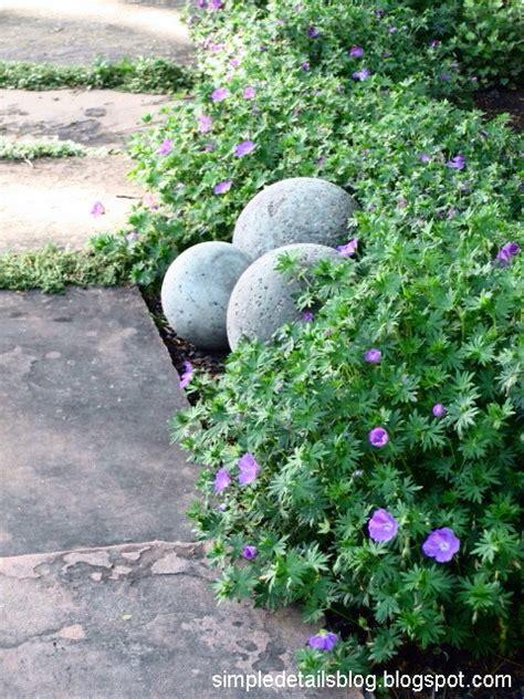 cement garden diy concrete garden spheres hometalk