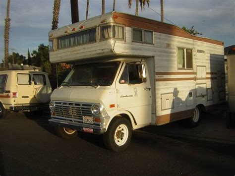 ford motorhome used rvs 1970 ford motorhome for sale for sale by owner
