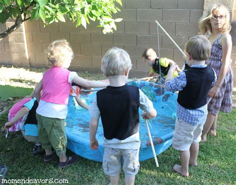 Backyard Fishing by Diy Kratts Decorations Activities