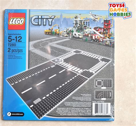 city plates new lego crossroad road base plates 7280