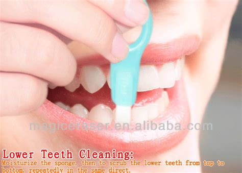 toothbrush manufacturer teeth whitening at home new