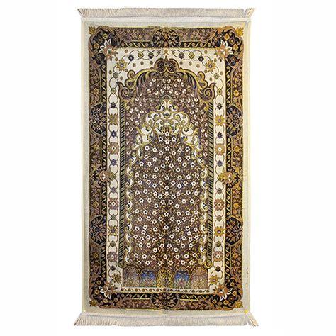 muslim prayer rug wonderful black white and yellow design
