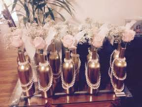 1920s Favors by Cheap And Easy Center Pieces For A 1920s Themed Or