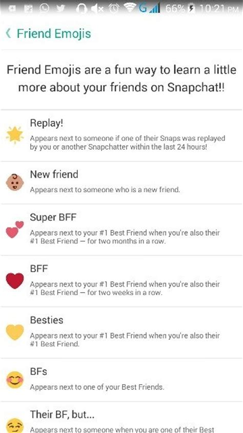 what do snapchat emojis numbers mean a complete guide what does a red heart emoji next to somebody s name mean