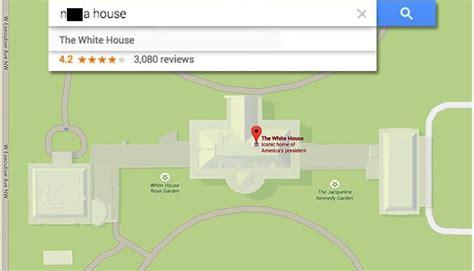 google maps white house the white house is n a house on google maps hosbeg com