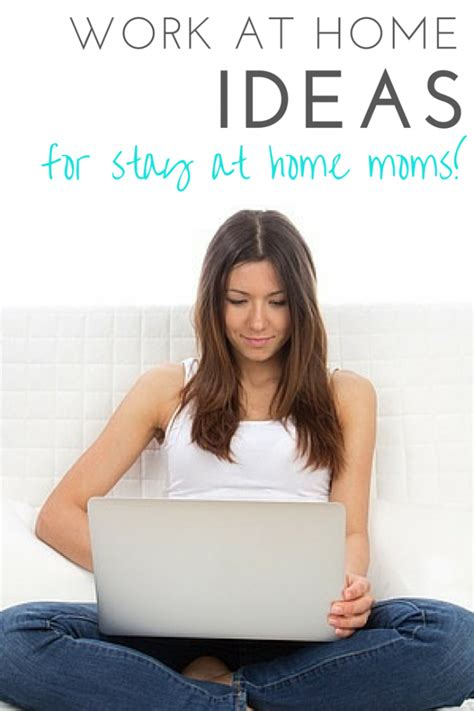 12 ways to make money for stay at home