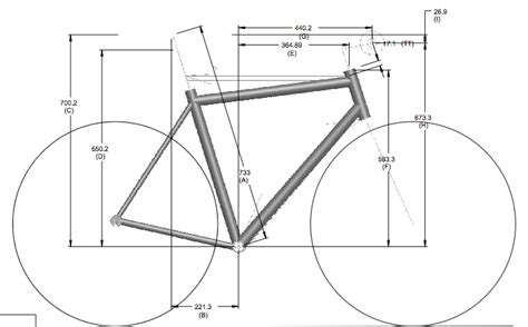 bicycle frame design dimensions how to save 40 on a custom bike bicycle lab