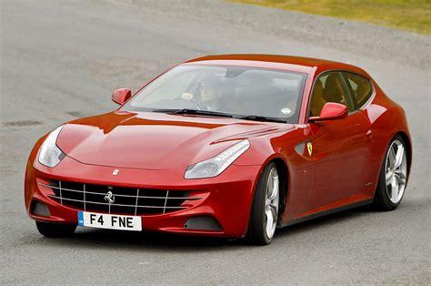 Ferrari Four by Ferrari Ff Review Autocar