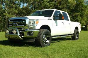 modified cars ford f250 lifted truck