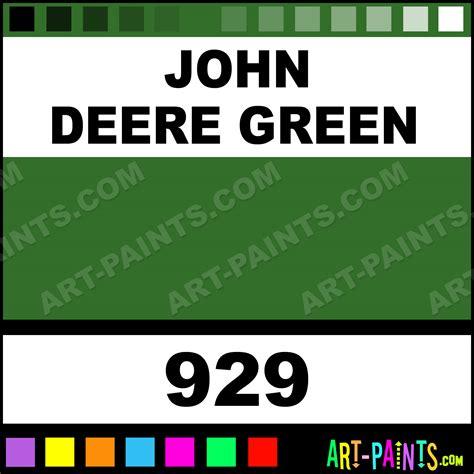 deere paint color chart ideas deere green industrial enamel paints gci11 374 alkyd