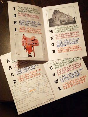 abc book report biography abc booklet project for students in