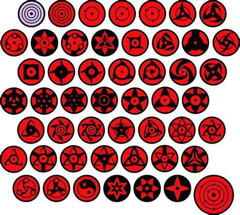 tattoo mata saringgan eye challenge anime amino
