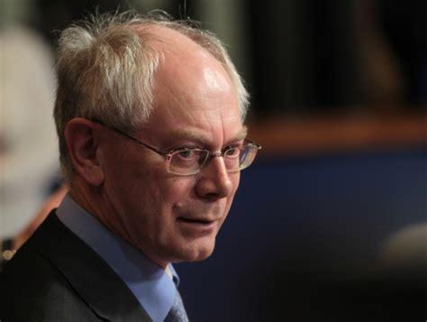sweden formally proposes belgian pm herman van rompuy