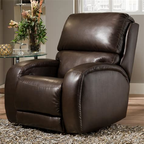 Southern Motion Recliner Parts by Southern Motion Fandango 884 Casual Rocker Recliner With
