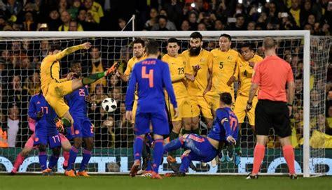 Colombia Vs Colombia Vs Australia Cafeteros Igualan 0 0 Contra