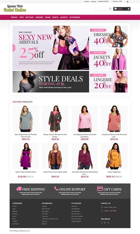 design clothes website 19 best 19 of the best flat prestashop themes images on