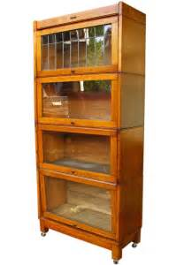 Lundstrom Barrister Bookcase antique lundstrom barrister bookcase mission stickley era w942