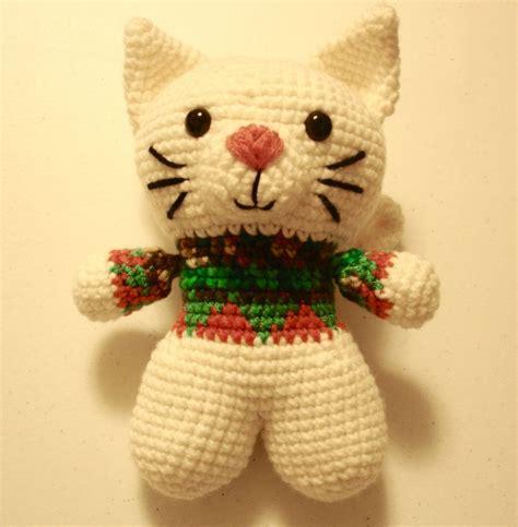 pattern amigurumi cat free crochet animal patterns archives crochet kingdom