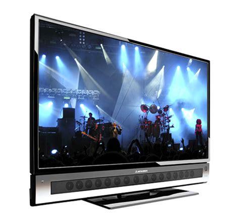 mitsubishi 3d tv experience