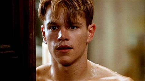 talented mr ripley matt damon anthony minghella originally wanted tom cruise for the