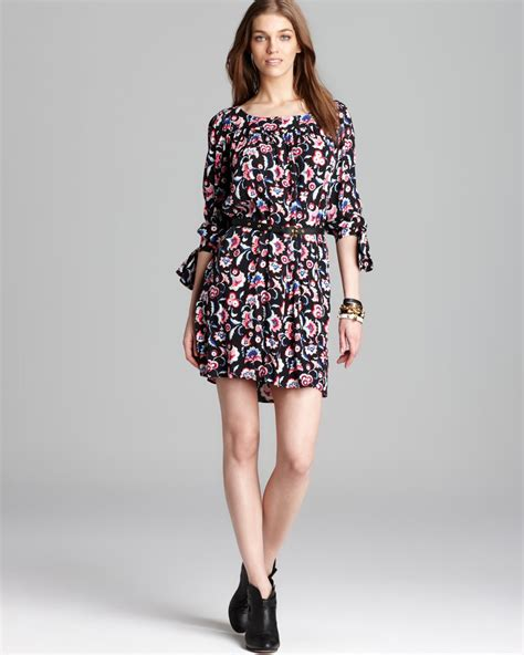 My For The Sweater Dress Couture In The City Fashion by Couture Dress Sheltering Sands In Floral Black