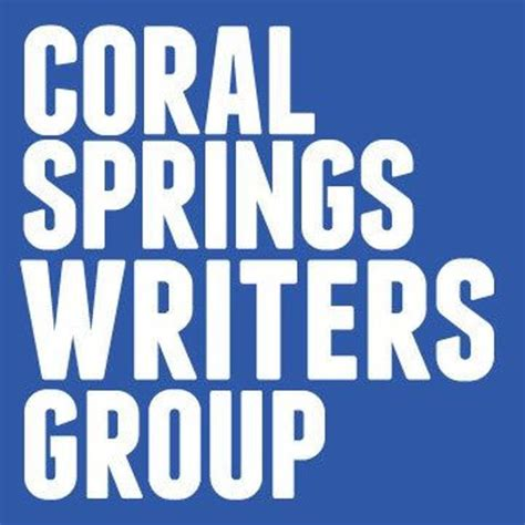 coral springs writers group pompano beach fl meetup