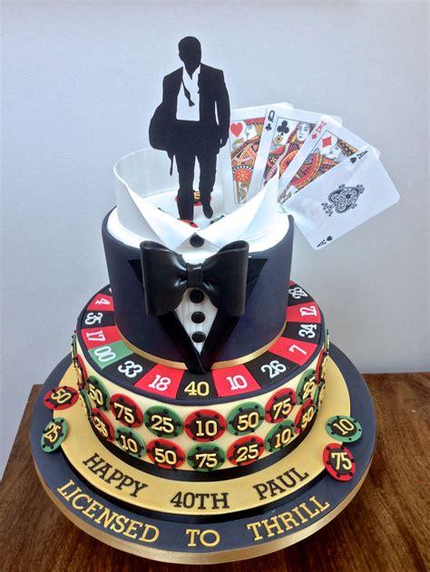 James Bond Themed Birthday Cakes | casino royale james bond cake cakes that are really
