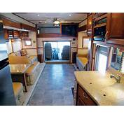 1978 Midas Motor Home Interior