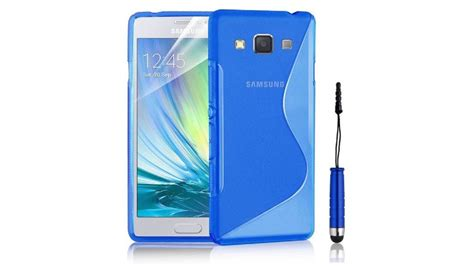 silicone gel for samsung galaxy a8 sm a800 screen protector