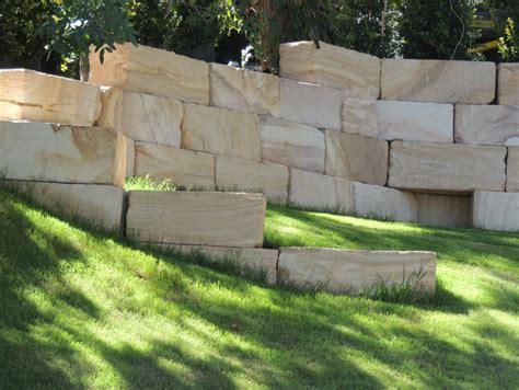 landscape wall blocks helidon sandstone supplies a grade landscape blocks for