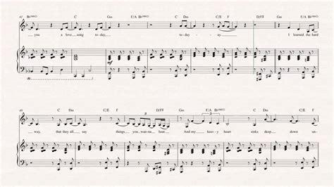 love boat theme sheet music trumpet love song sara bareilles sheet music chords