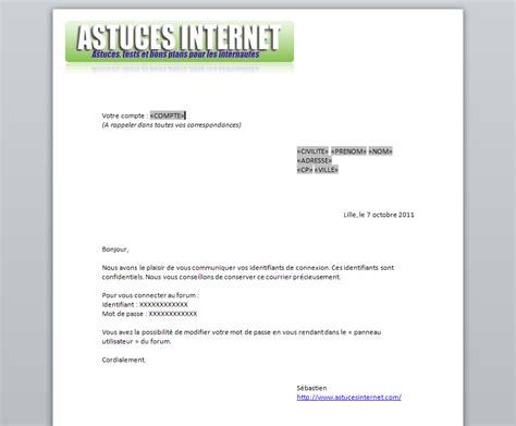 Lettre De Remerciement Word Exemple De Lettre De Remerciement Word Covering Letter Exle