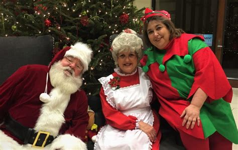 jingle all the way with santa and mrs claus metairie bank